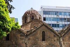 Visiting Athens in Greece stock photos