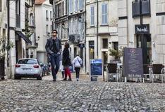 Visiting Avignon Royalty Free Stock Photo