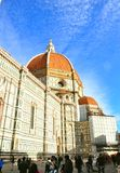 Visiting Florence , Italy Royalty Free Stock Image