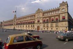 Visiting Nations Palace Royalty Free Stock Photography