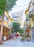 Visiting Nicosia Stock Image