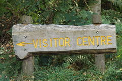 Visitor Centre. Royalty Free Stock Photography
