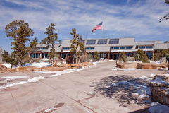 Visitor's Center at Grand Canyon National Park Royalty Free Stock Photography