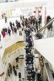 Visitors at the Frankfurt Book Fair 2014 Royalty Free Stock Image