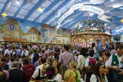 Oktoberfest beer festival in Munich, Germany Stock Photography