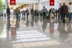 Visitors in Photokina - World Stock Photography