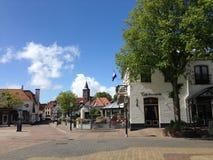 Vismarkt Den Burg Texel photo stock