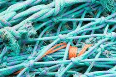 Visnetten Stock Foto's