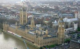 visning för 13 london Arkivfoton