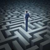 Visão nova da liderança Imagens de Stock