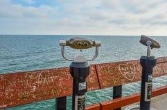 Visor binocular em Toronto Imagem de Stock