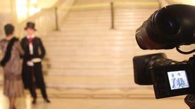 Visor da câmera filme