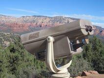Visor de Sedona o Arizona em Sunny Day Fotos de Stock Royalty Free