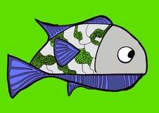 Vissen Royalty-vrije Stock Afbeelding