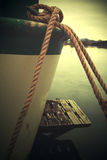 Visser Boat Royalty-vrije Stock Fotografie