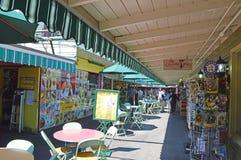 Visser Wharf in Los Engelen Royalty-vrije Stock Foto