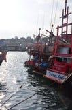 visserij stock fotografie