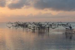 visserij Stock Afbeeldingen