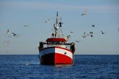 Vissersboot Royalty-vrije Stock Fotografie