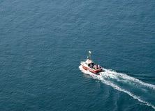 Vissersboot royalty-vrije stock foto's