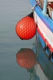 Vissersboot Malta Stock Foto's