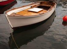 Vissersboot Portofino Royalty-vrije Stock Foto's