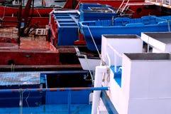Vissersboten Royalty-vrije Stock Afbeeldingen