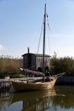 Vissershaven Stock Afbeelding