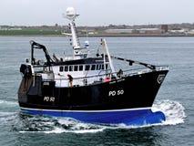 Vissersvaartuig 'Gouden Sceptre 'PD50 royalty-vrije stock foto