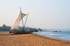 Vissersvaartuig Royalty-vrije Stock Afbeelding