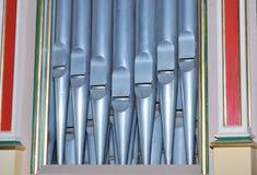 Visslingar av organet Royaltyfria Bilder