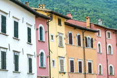 Visso (πορείες, Ιταλία) Στοκ εικόνες με δικαίωμα ελεύθερης χρήσης