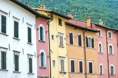 Visso (Marches, Italie) Images libres de droits