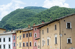 Visso (Marches, Italy) Royalty Free Stock Photography