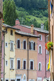Visso (Marches, Italy) Royalty Free Stock Photos