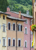 Visso (Marches, Italy) Royalty Free Stock Images