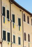 Visso (Marches, Italy) Royalty Free Stock Photos