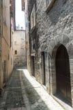 Visso (Marsen, Italië) Stock Fotografie