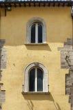 Visso (Marsen, Italië) Stock Afbeelding