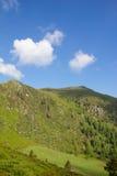 Vista à parte superior do Mt Mirnock 2 110m Fotos de Stock