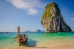 Vista às ilhas de Tailândia Foto de Stock