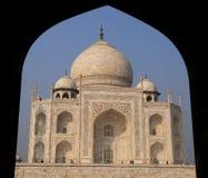Vista 2 di Taj Mahal Fotografie Stock Libere da Diritti