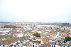 Vista aérea de Córdoba Royalty Free Stock Photo
