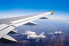 Vista aérea Imagem de Stock