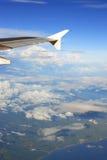 Vista aérea da costa de Bohol Imagem de Stock
