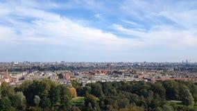 Vista aérea de Amsterdam metrajes