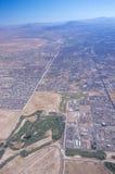 Vista aérea de Las Vegas Foto de Stock