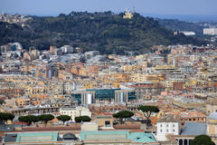 Vista aérea de Roma Fotos de archivo