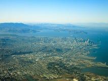 Vista aérea de San Francisco foto de stock