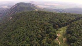 Vista aérea de Shihan Kushtau almacen de video